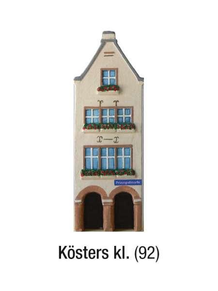 Giebelhaus - Kösters klein