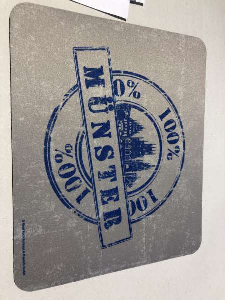 Mousepad - Münster 100%