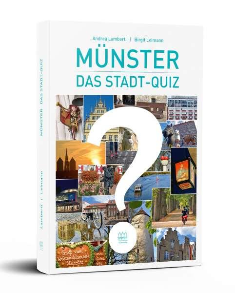 Buch mmm Münster Das Stadtquiz
