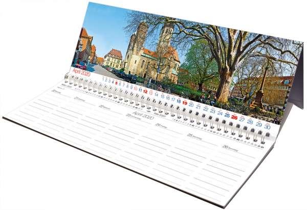 Terminplaner 2020 - Münster Panorama