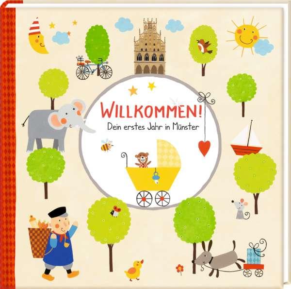Baby Jahrbuch Coppenrath - Münster