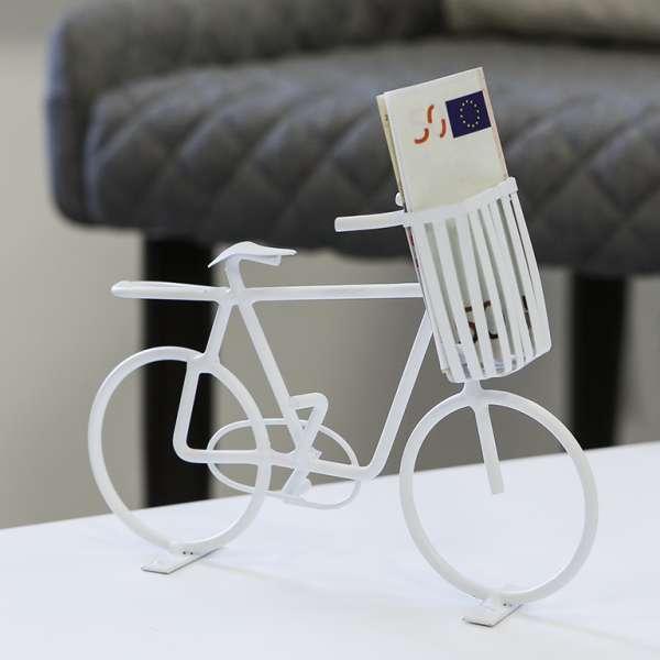 Fahrrad - mit Korb
