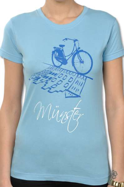 T-Shirt Sonnendeck - Nostalgierad Damen