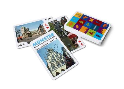 Kartenspiel Münster - 32 Blatt