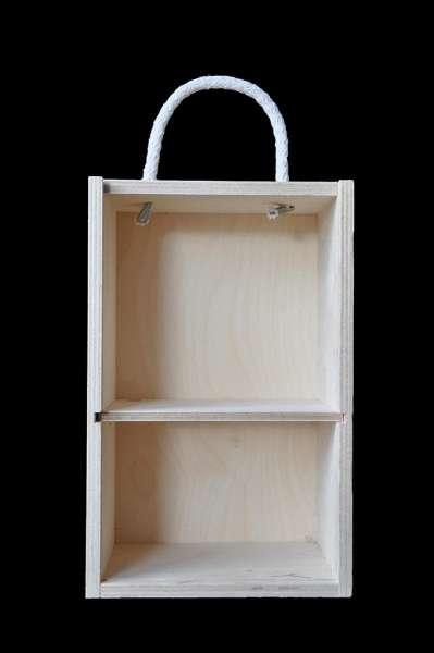 Holzbox für Frühstücksbrettchen - ohne Brettchen!!!