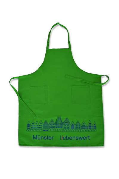 Latzschürze - Münster - liebenswert