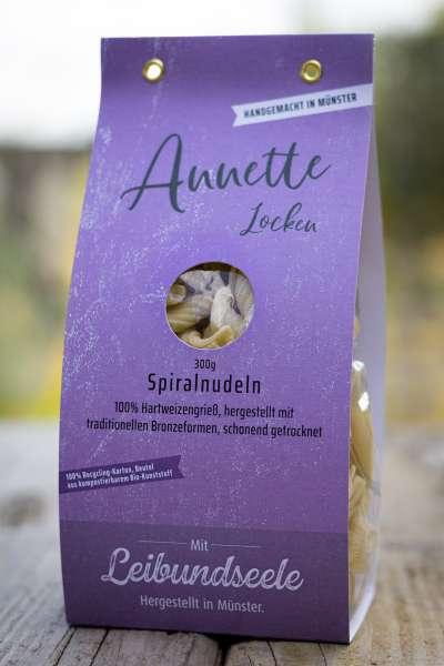 Münsternudeln - Annnette Locke