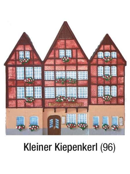 Giebelhaus - Kleiner Kiepenkerl