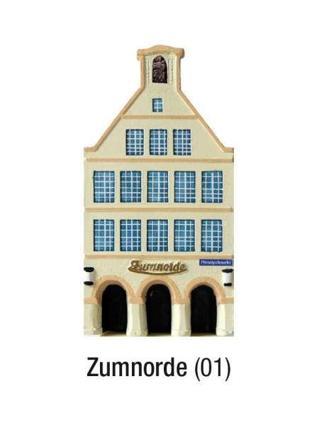 Giebelhaus - Zumnorde