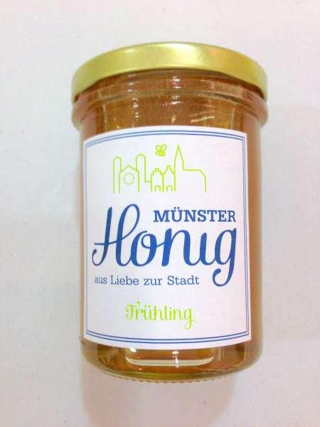 Honig Waanders - Frühlings-Honig cremig bis fest