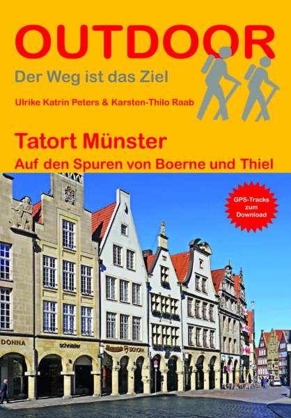 Buch Tatort Münster Auf den Spuren von Boerne und Thiel Outdoor Verlag