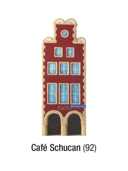 Giebelhaus - Café Schucan