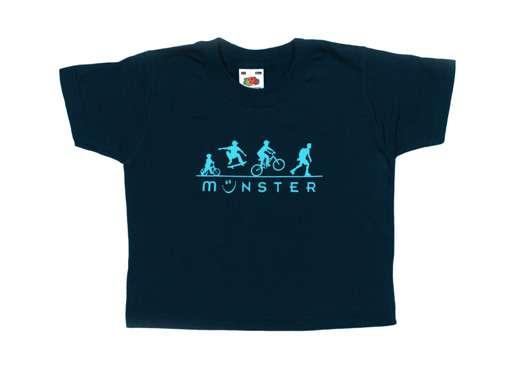 Jungen T-Shirt - Radler, Skater und Co