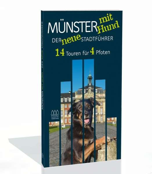 Buch mmm - MÜNSTER - Der neue Stadtführer mit Hund