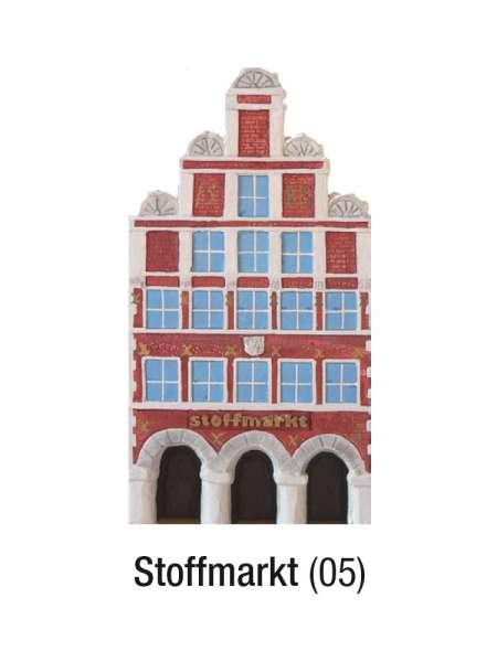 Giebelhaus - Fielmann an der Rotenburg