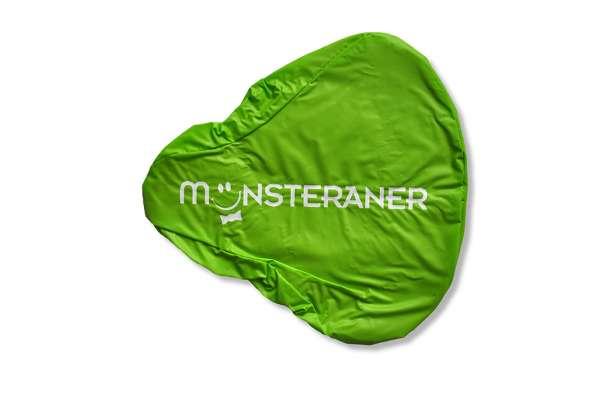 Satteldecke - Münsteraner grün / Münsteranerin rot