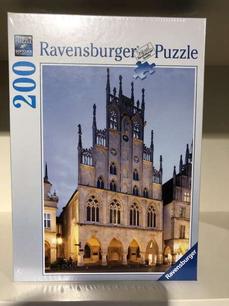 Puzzle Rathaus Münster Ravensburger
