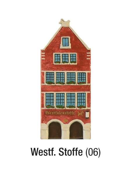 Giebelhaus - Westfalenstoffe