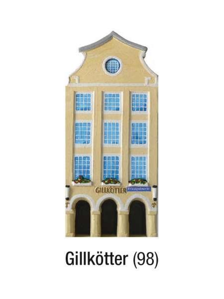 Giebelhaus - Gillkötter