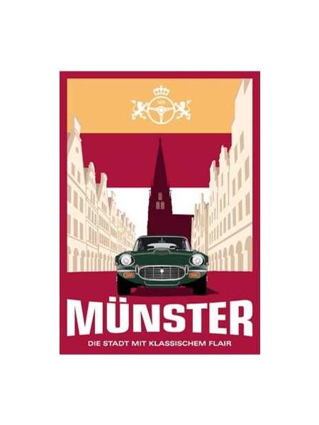 Postkarte Wentrup - Münster - die Stadt mit klassischem Flair
