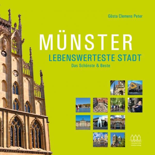Buch mmm - Münster - Lebenswerteste Stadt