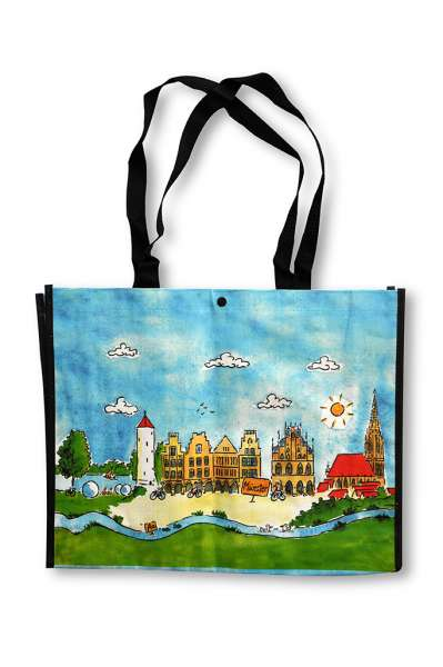 Tasche Shopper Illustration Atregio