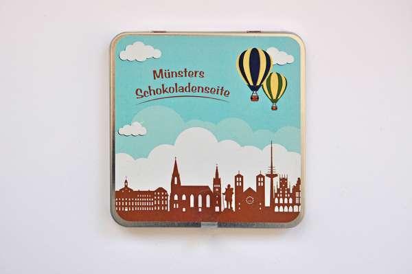 Münsters Schokoladenseite - Schokoladen Dublonen DreiMeister