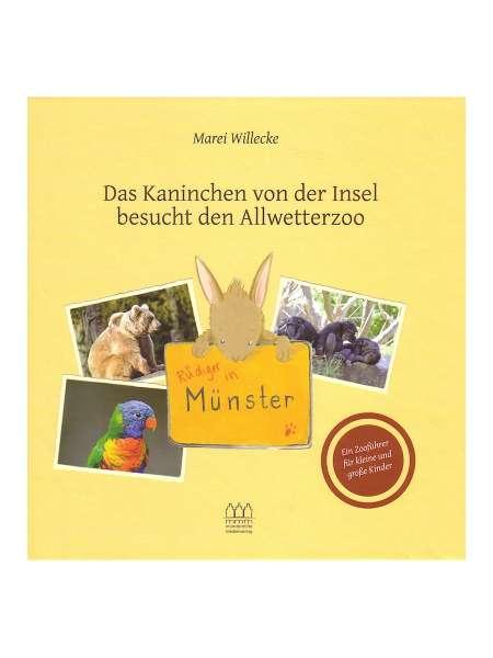 Buch mmm - Das Kaninchen v. d. Insel besucht d. Allwetterzoo