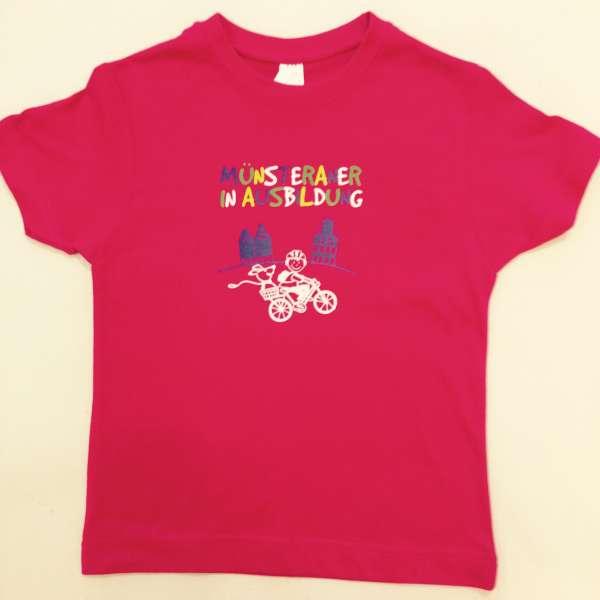 Kinder T-Shirt - Münsteraner in Ausbildung