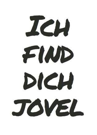 Postkarte Jovel - Bockstette