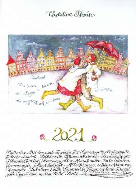 Kalender 2021 - Thrän