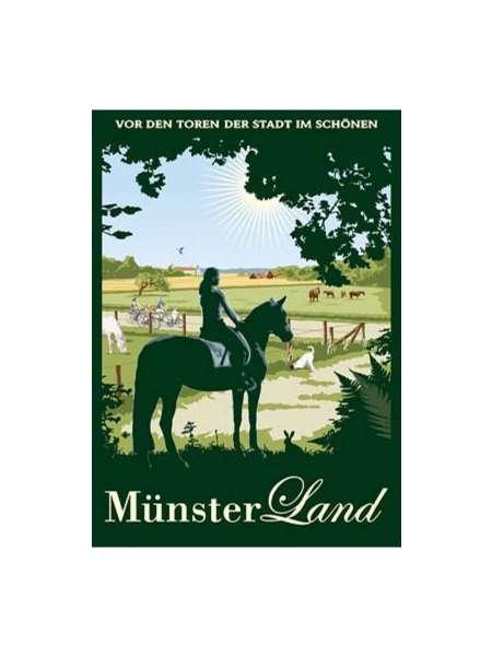 Postkarte Wentrup - Münsterland