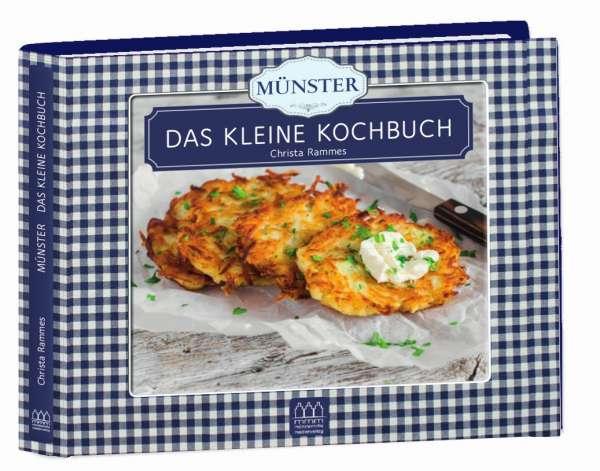 Buch mmm - Münster-Das kleine Kochbuch