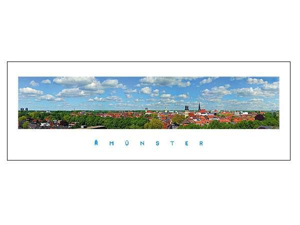 Panorama-Poster JHD - Luftbild