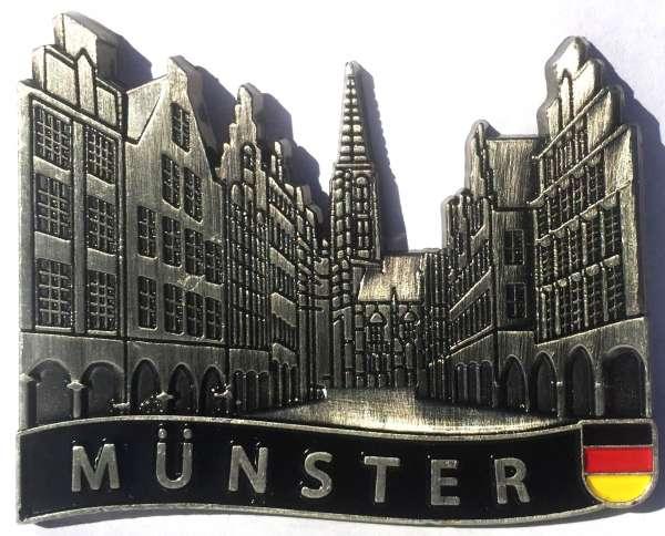 Magnet Metall - Prinzipalmarkt Münster