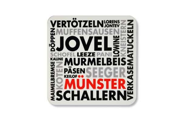 Untersetzer - Masematte Münster
