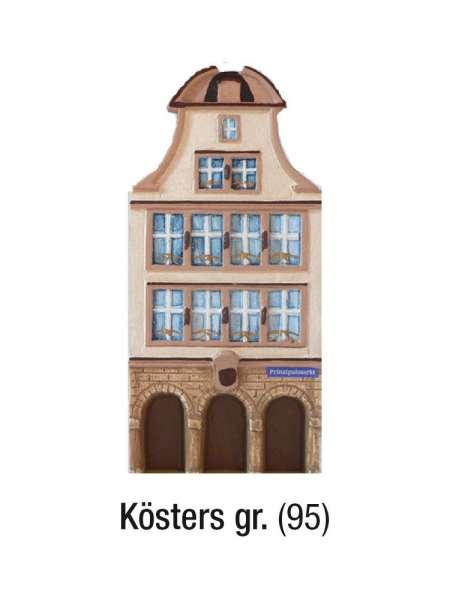 Giebelhaus - Kösters groß