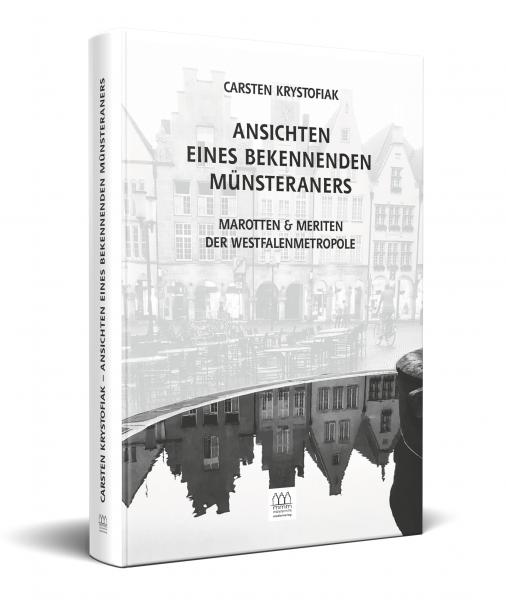Buch mmm Ansichten eines bekennenden Münsteraners C. Krystofiak