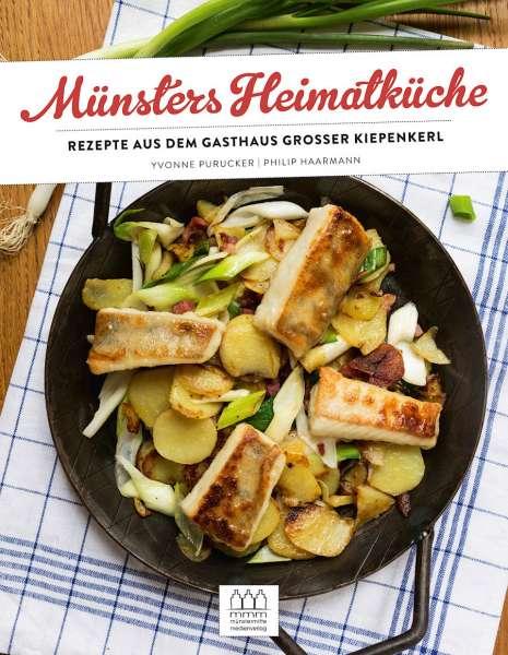 Buch mmm - Münsters Heimatküche