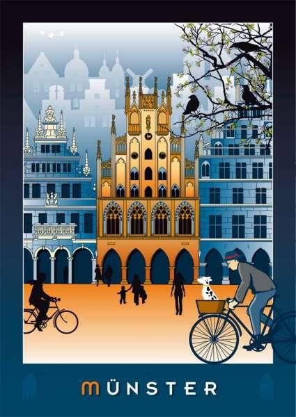 Poster JHD - Rathaus