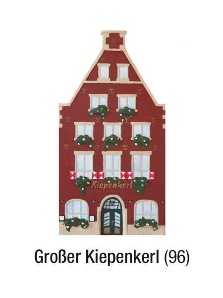 Giebelhaus - Großer Kiepenkerl