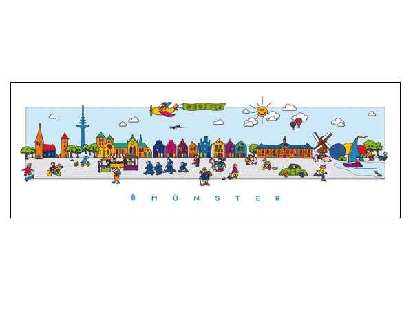Panorama-Poster JHD - Mukkis
