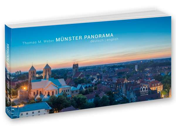 Buch mmm - MÜNSTER Panorama