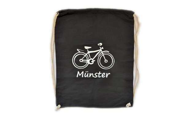 Stoffrucksack - Münster Fahrrad