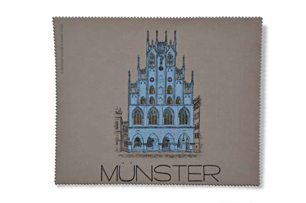 Mousepad - Edition hist. Rathaus Münster