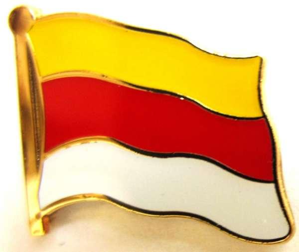 Ansteckpin - Münster Fahne