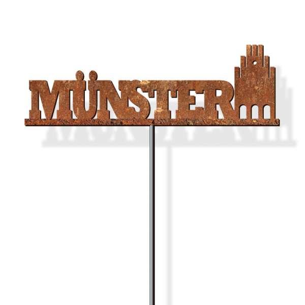 Steckling - Münster mit Rathaus