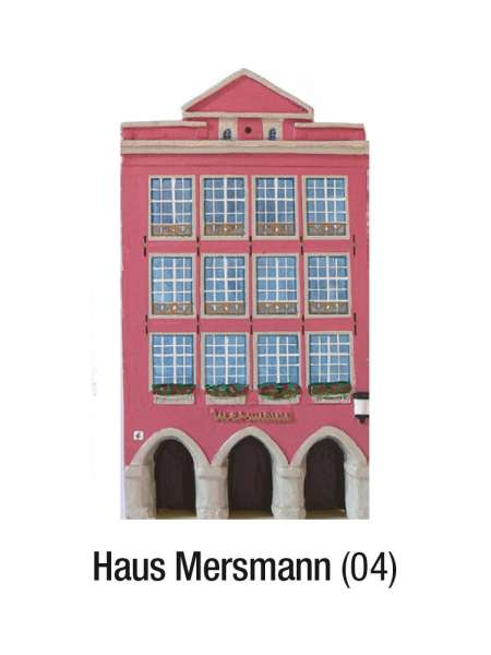 Giebelhaus - Haus Mersmann