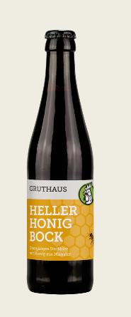Heller Honigbock - Gruthaus Münster