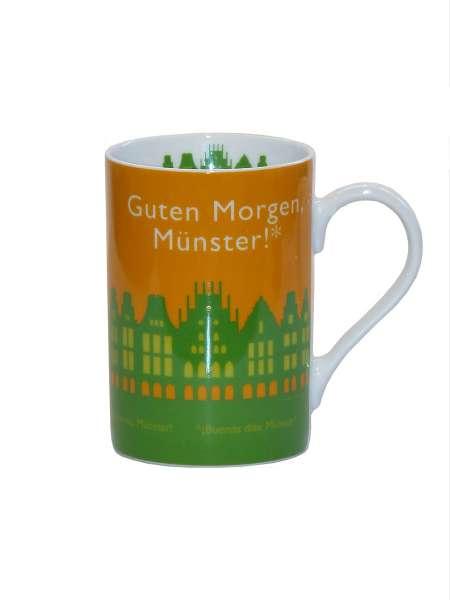 Tasse Stadtbummler - Guten Morgen, Münster